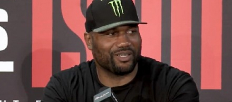 You Won't Believe Who King Mo Wants Rampage to Fight Next
